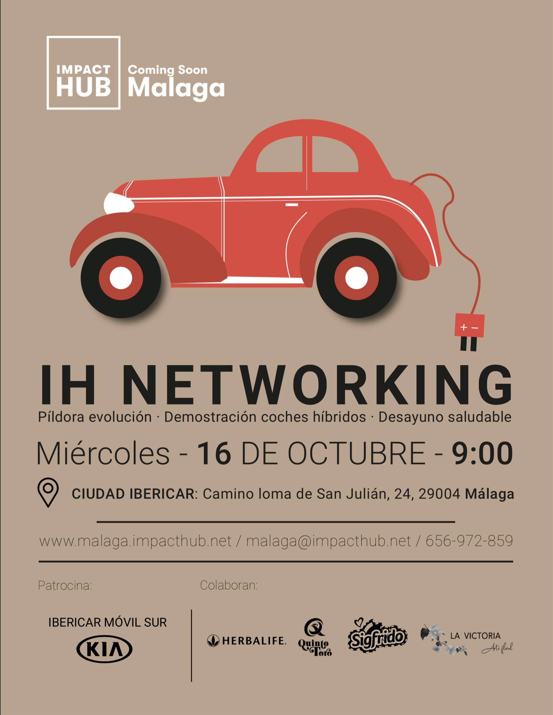 IH Networking Málaga presentación
